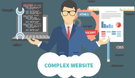 Complex Website
