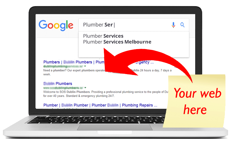 Plumber SEO Results