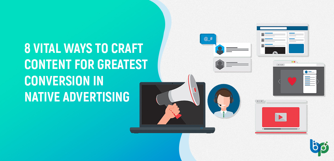 Content for Native Advertising