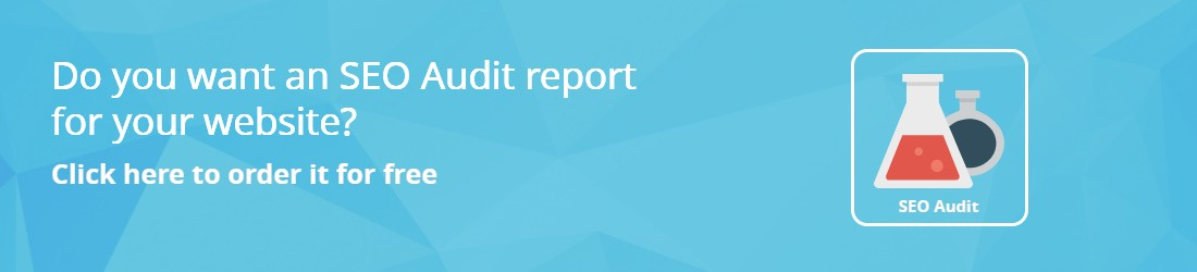 SEO Audit Report CTA