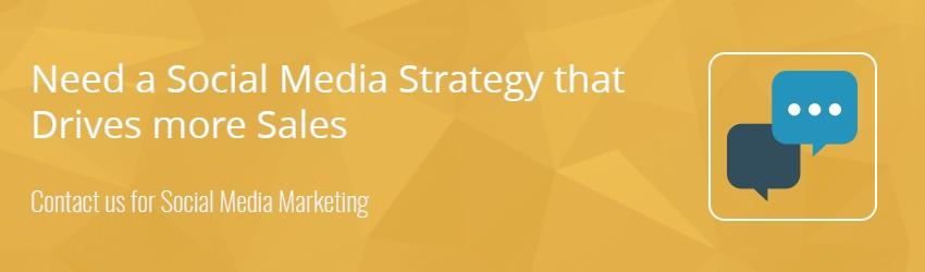 Social Media Marketing Strategy CTA